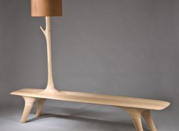 Bộ sưu tập đồ gỗ Grow Up lấy cảm hứng từ các nhánh cây