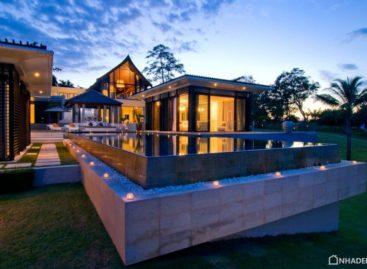 The View – căn biệt thự tuyệt vời tại Thái Lan