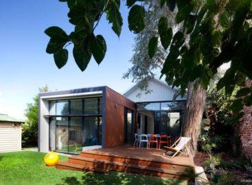 Giải pháp tái thiết kế căn nhà cổ Maylands Additions