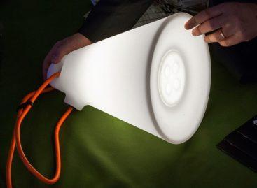 Thắp sáng không gian ngoài trời với thiết kế đèn của Martinelli