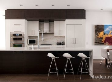 10 kiểu ghế quầy bar cho căn bếp hiện đại ( Phần 1)