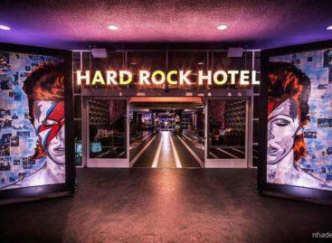 Khách sạn Hard Rock – Không gian dành cho những tín đồ nhạc rock