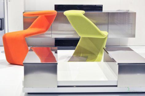 Bắt kịp xu hướng thiết kế đồ nội thất với hội chợ imm Cologne 2013 (Phần 1)