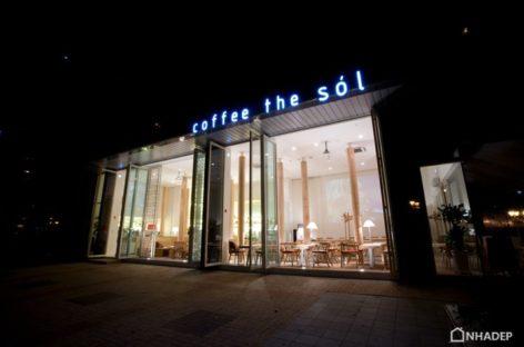 Khám phá quán cà phê Sól phong cách tại Seoul