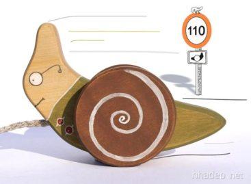 Bộ sưu tập đồ chơi bằng gỗ độc đáo cho trẻ (Phần 3)