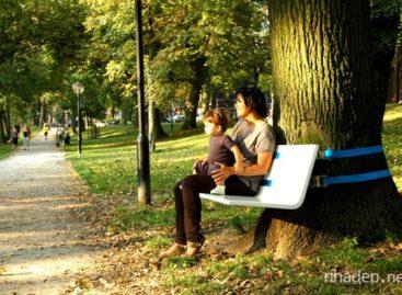 Ghế dài di động – sản phẩm ngoại thất cho đô thị