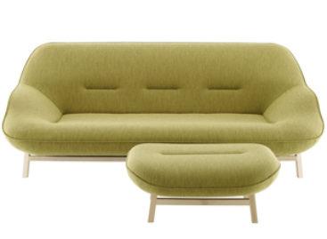 Ghế sofa tròn nhãn hiệu Ligne Roset thiết kế bởi Philippe Nigro
