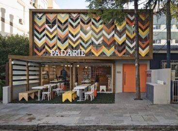 Dự án tiệm bánh Padarie của nhóm kiến trúc sư CRIO