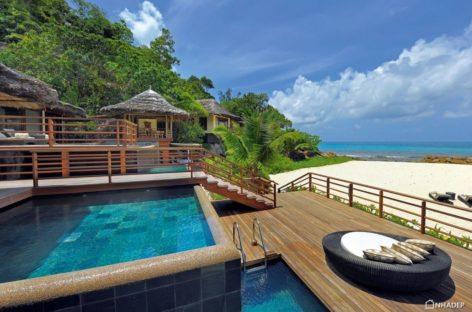 Tận hưởng kỳ nghỉ lãng mạn tại khu nghỉ dưỡng Constance Lémuria Seychelles