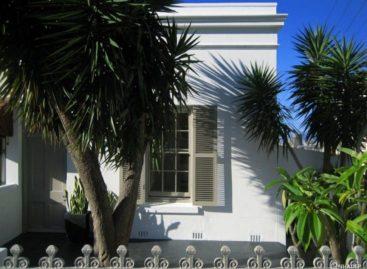 Thiết kế thanh lịch của ngôi nhà Gardens Cape Town