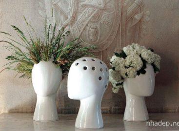 Wig – Bình hoa độc đáo làm từ gốm