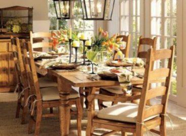 Ý tưởng trang trí mùa xuân với bộ sưu tập bàn ăn hình chim muông