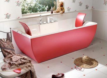 Những chiếc bồn tắm thư giãn độc nhất vô nhị