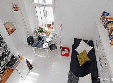 Cách bố trí nội thất cho căn hộ nhỏ