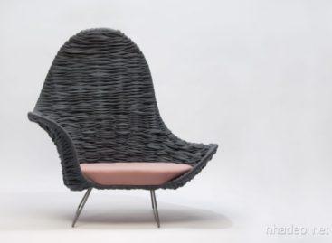 Chiếc ghế Armin độc đáo