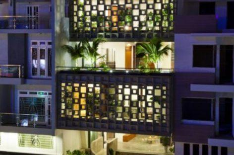 Ngôi nhà đoạt giải quốc tế thiết kế bởi công ty Võ Trọng Nghĩa