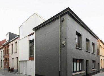 Ngôi nhà hiện đại LKS thiết kế bởi P8 architecten