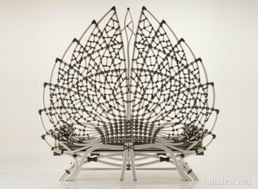 Trải nghiệm phong cách vương giả cùng chiếc ghế Ethuil