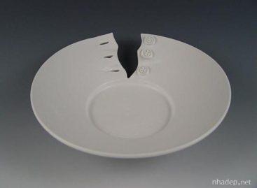 Sáng tạo trong thiết kế gốm sứ của Lilach Lotan