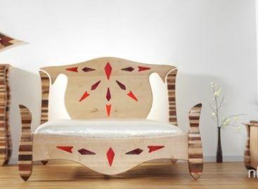 Sự khéo léo trong các mẫu thiết kế của Allan Lake