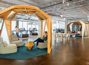 Văn phòng mới đầy màu sắc của Cisco-Meraki
