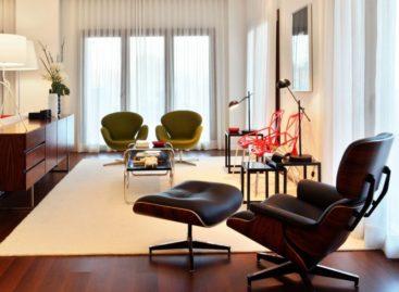 Căn hộ có thiết kế hiện đại và đầy sáng tạo ở Bồ Đào Nha