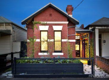 Ngôi nhà Brunswick với thiết kế ấn tượng