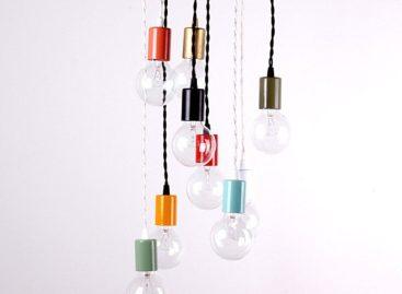 Các mẫu thiết kế đèn hiện đại của One forty three