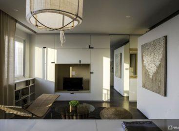 Cách tân phong cách trang trí căn hộ chung cư tại Hà Nội