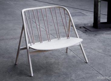 Thiết kế tinh tế của ghế Ro Collection