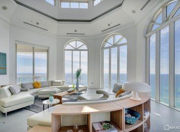 Chiêm ngưỡng thiết kế phức hợp của căn hộ Penthouse Florida