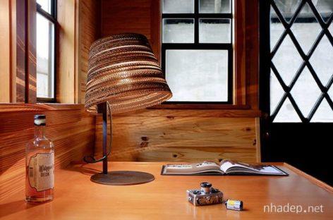 Kết hợp công năng chiếu sáng ở nhiều nơi trong cùng một thiết kế đèn