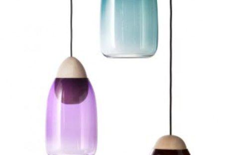 Đèn treo Liuku sáng tạo của Maija Puoskari
