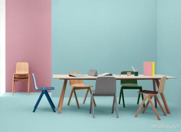 Ngắm nhìn sản phẩm nội thất từ thương hiệu Hay của Đan Mạch