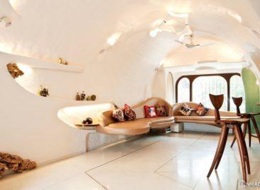 Không gian đầy sáng tạo của ngôi nhà ở Ấn Độ