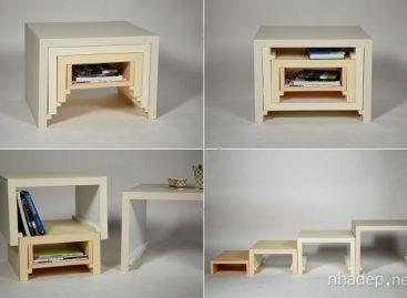 Mẫu thiết kế bàn đầy sáng tạo của Florian