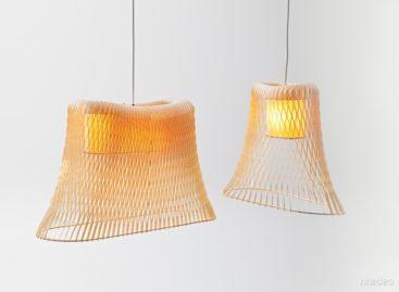 Bộ sưu tập đèn treo thân thiện với môi trường One Piece Of Lamp