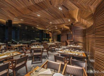 Phong cách thiết kế độc đáo của nhà hàng và hộp đêm Auriga