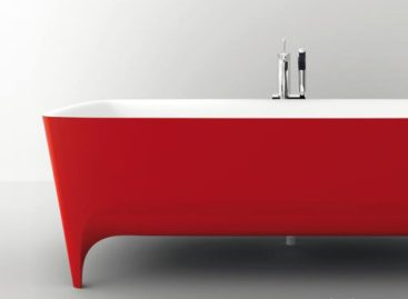 Thiết kế bồn tắm cổ điển pha lẫn nét hiện đại