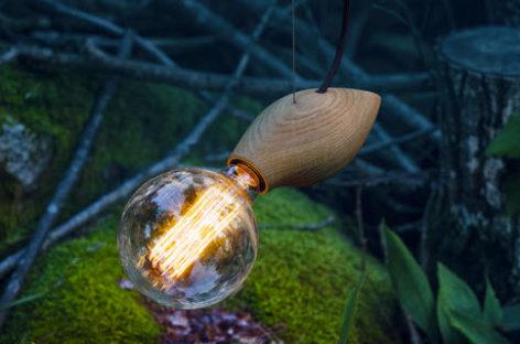 Vẻ đẹp chiếc đèn treo của Jangir Maddadi Design Bureau