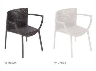 Vẻ đẹp của chiếc ghế Emu theo phong cách Ý