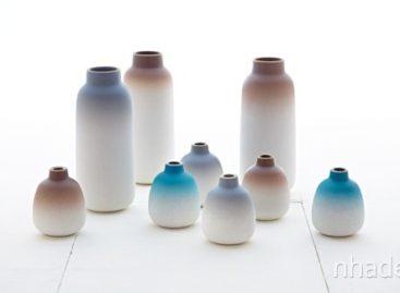 Bộ sưu tập mùa đông của công ty gốm sứ Health Ceramics