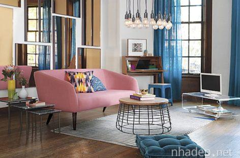 Thêm phần thoải mái cho ngôi nhà bạn với gối đệm và đệm ngồi