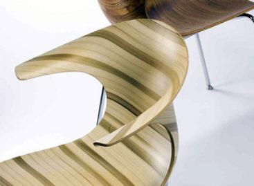 Chiếc ghế Loop 3D với thiết kế tao nhã