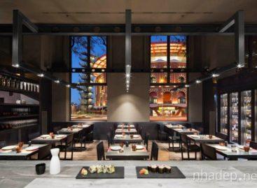 Khám phá không gian bí ẩn của nhà hàng Umo