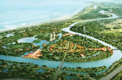 Ra mắt đất nền biệt thự hai mặt hướng sông tại Danang Pearl