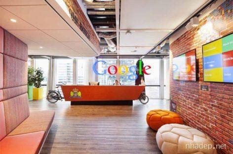 Thiết kế lạ mắt của văn phòng Google tại Amsterdam