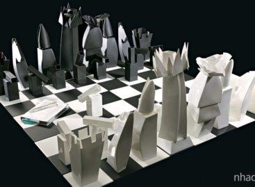 30 bộ cờ vua với thiết kế độc đáo (P2)