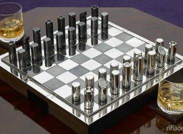 30 bộ cờ vua với thiết kế độc đáo (P1)