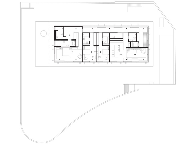Biet thu Toblerone House_23